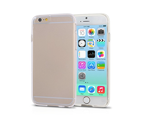 V7 iPhone 6 Case kristallklar