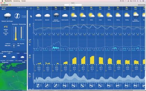 WeatherPro Mac Screen2