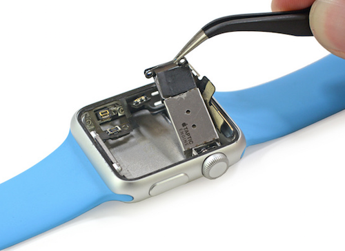 iFixit Watch Akku