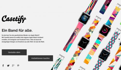 Casetify Apple Watch
