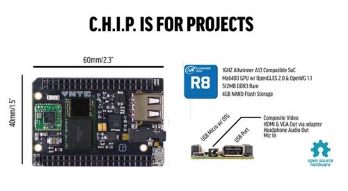 Chip Kickstarter Bild