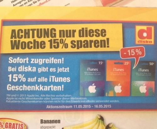 Diska iTunes 11052015