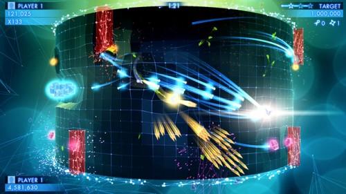 Geometry Wars 3 Screen
