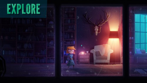 Jenny LeClue Screen