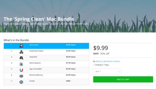 Mac Spring Clean Bundle Stacksocial