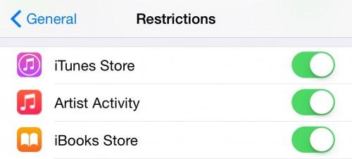 iOS 8_4 Artist Activity