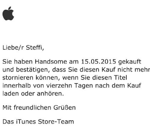 mail apple missbrauch