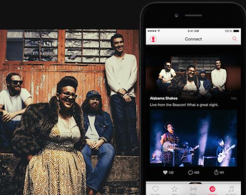 Apple Music Kuenstler