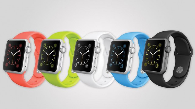 Apple Watch Sportarmband