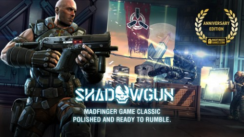 Shadowgun Screen