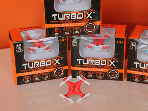 Turbo x drone bild