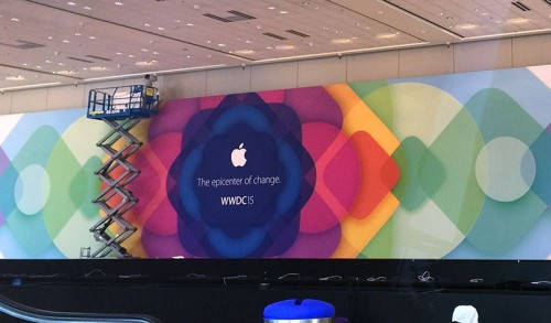 WWDC 15 Poster