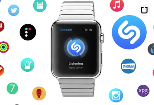 Apple Watch Werbespot Juli Icon
