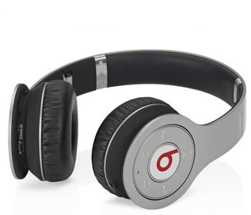 Beats Wireless silber