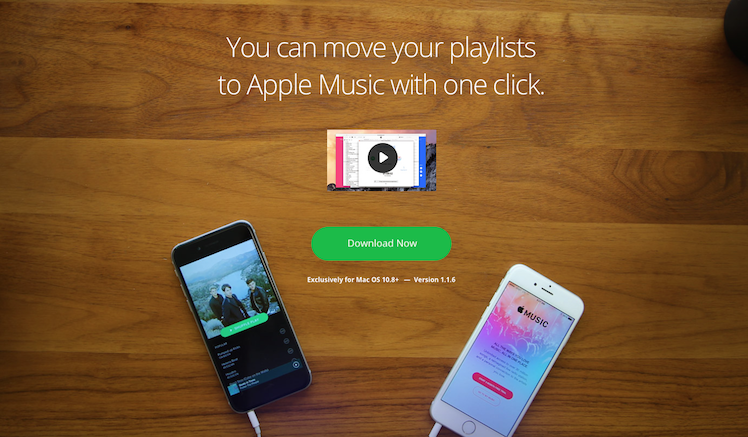 Move to Apple Start