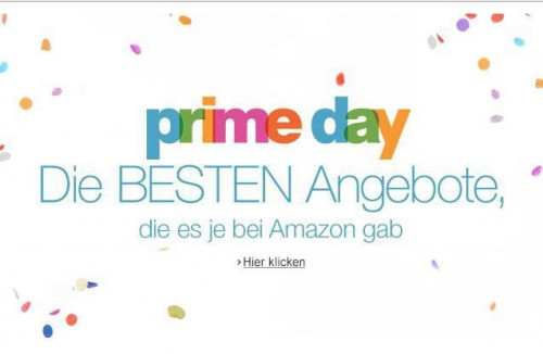 amazon prime day im berblick die besten angebote itopnews. Black Bedroom Furniture Sets. Home Design Ideas