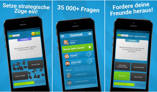 Quizduell 6 Screen