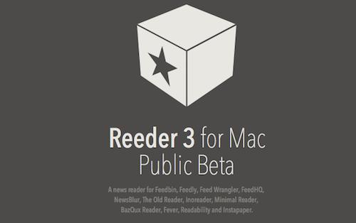 Reeder 3 Beta