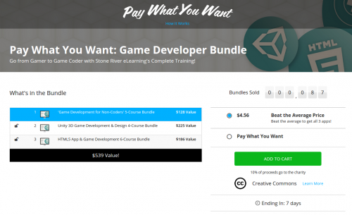 Stacksocia GAme Dev Bundle Jul15