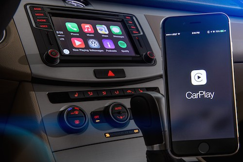 VW Carplay