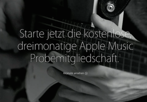 iOS 9 Beta Apple Music Test