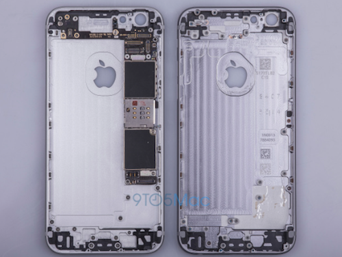 iPhone 6S Leak 9to5Mac
