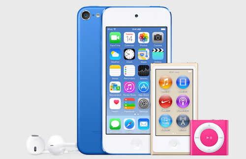 neuer iPod 9to5mac.com