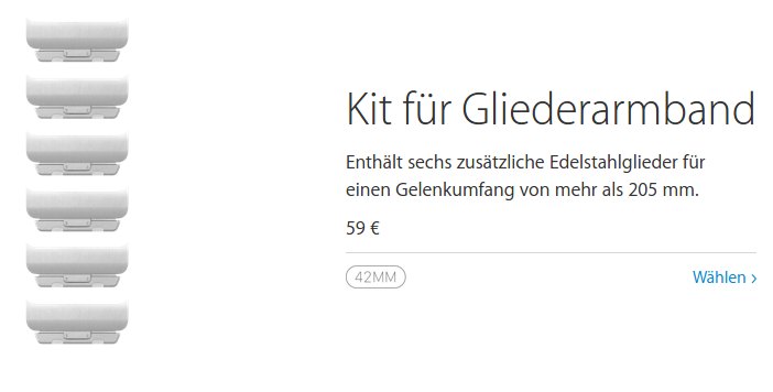 Apple Watch Kit Bild