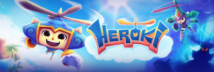 Heroki Logo