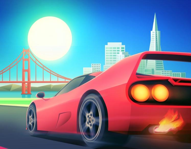 Horizon Chase Auto