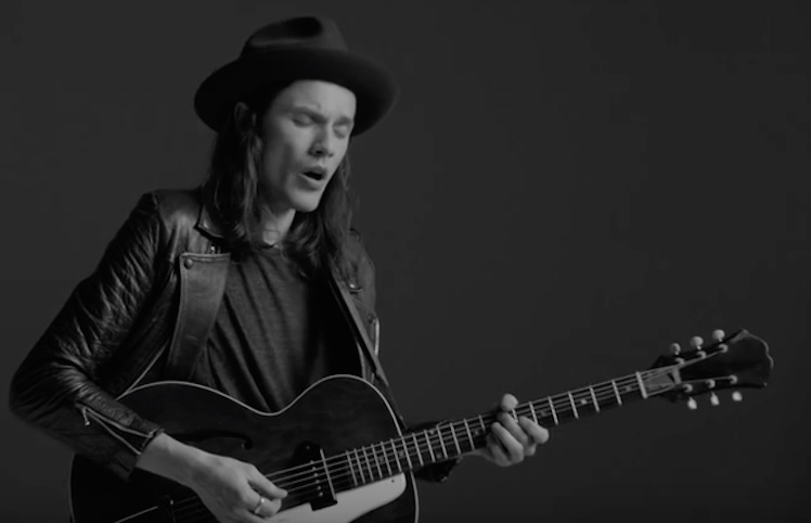 James Bay Video Apple Music