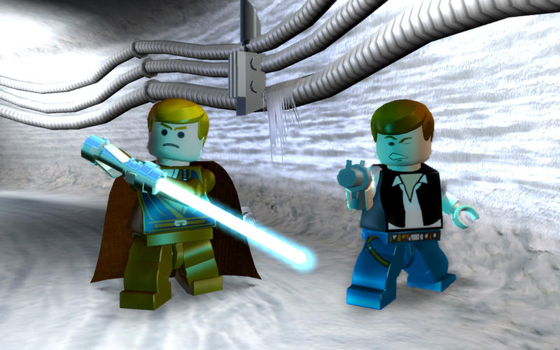 Lego Star Wars Screen