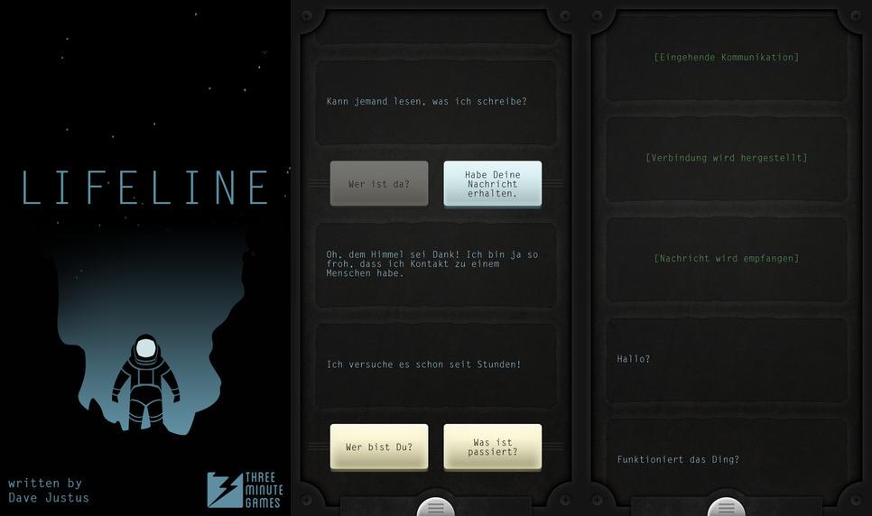 Lifeline Screen