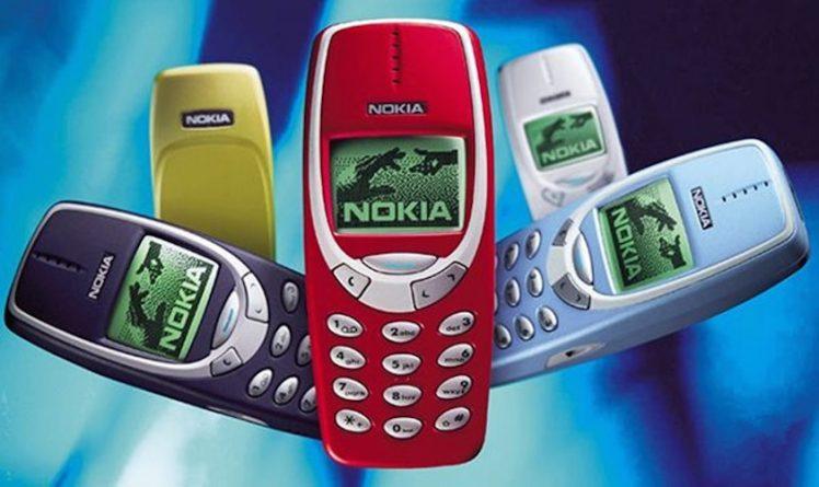 Nokia 3310 Bild