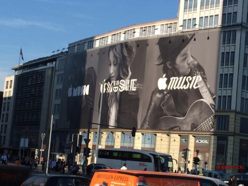 Potsdamer Platz Apple Music 2
