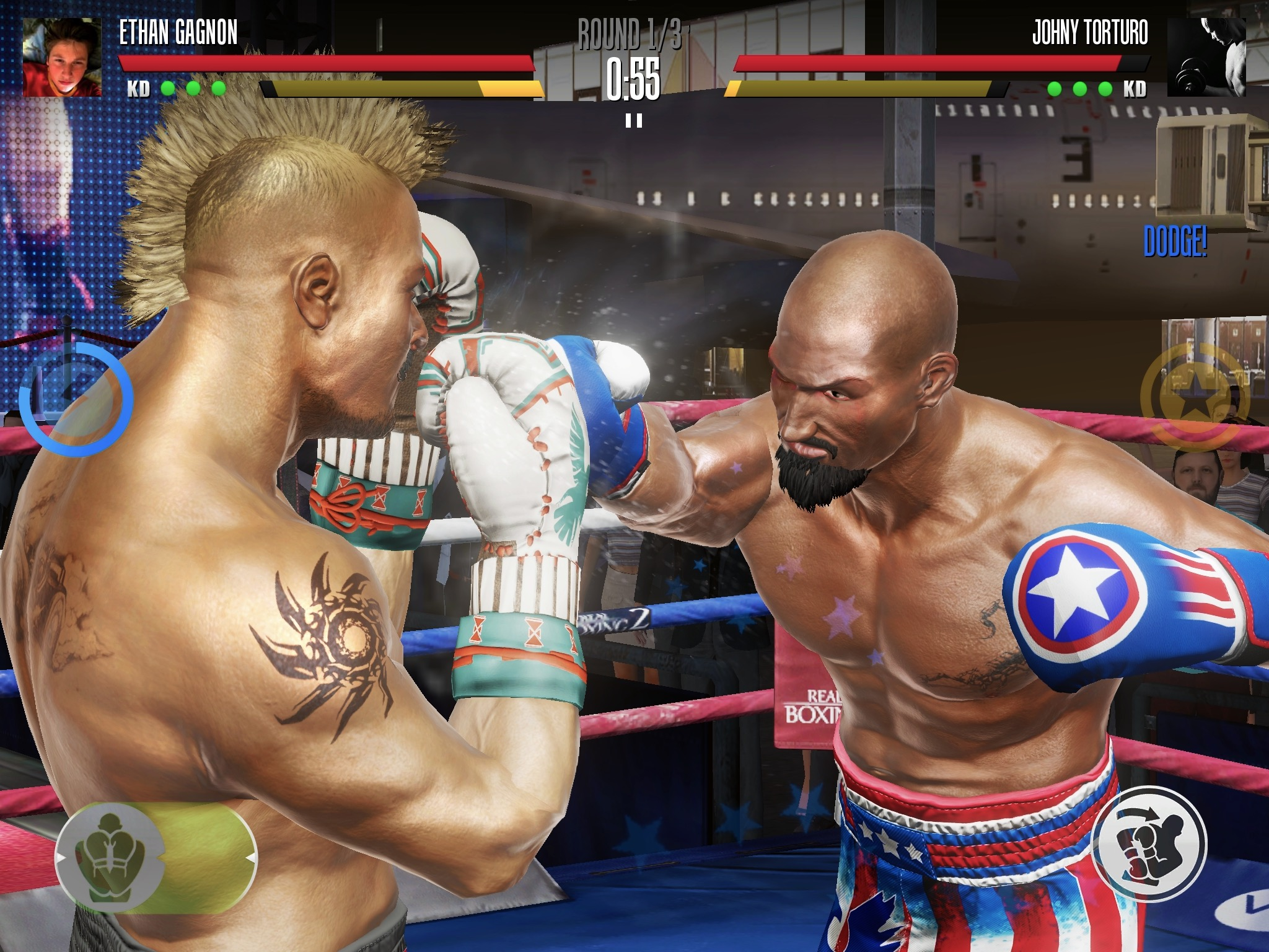 Real Boxing 2 Pre Screen