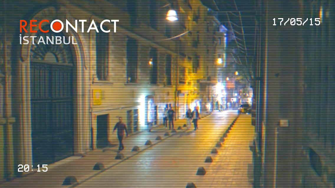 Recontact Istambul Screen