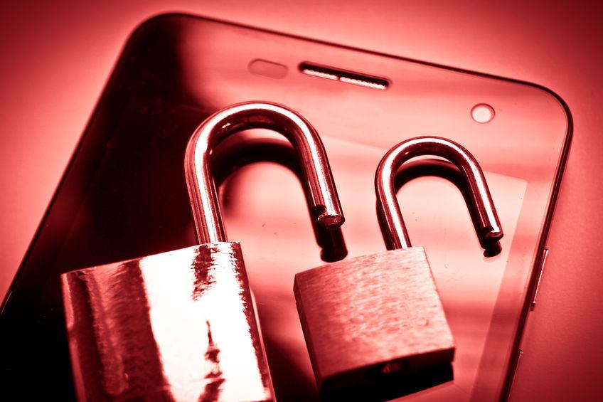 Sicherheit Smartphone