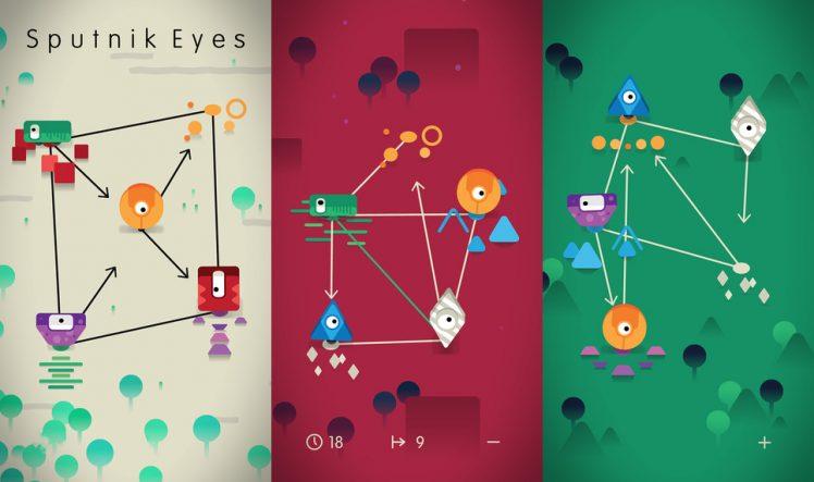 Sputnik Eyes Screen