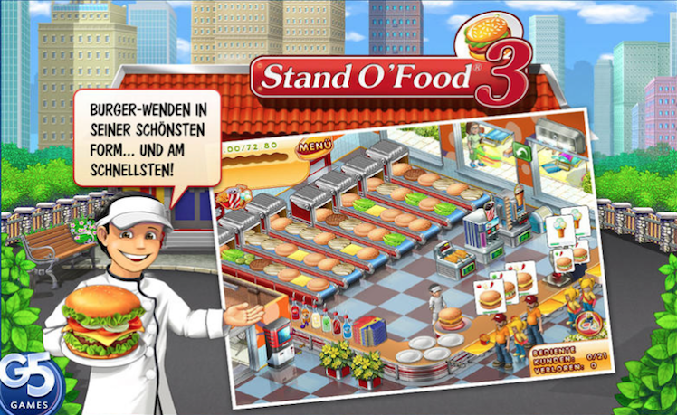 Stand o Food 3