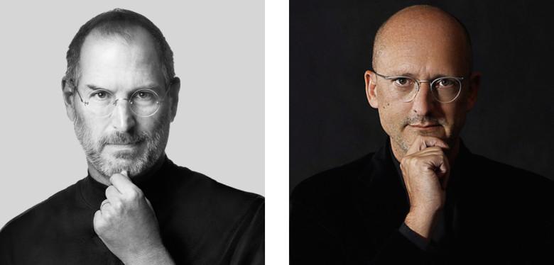 Steve Jobs Samsung Kopie