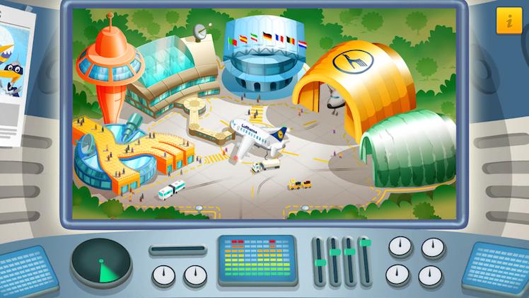 Super JetFriends Zentrale