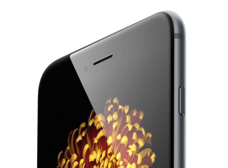 iPhone 6 Ansicht