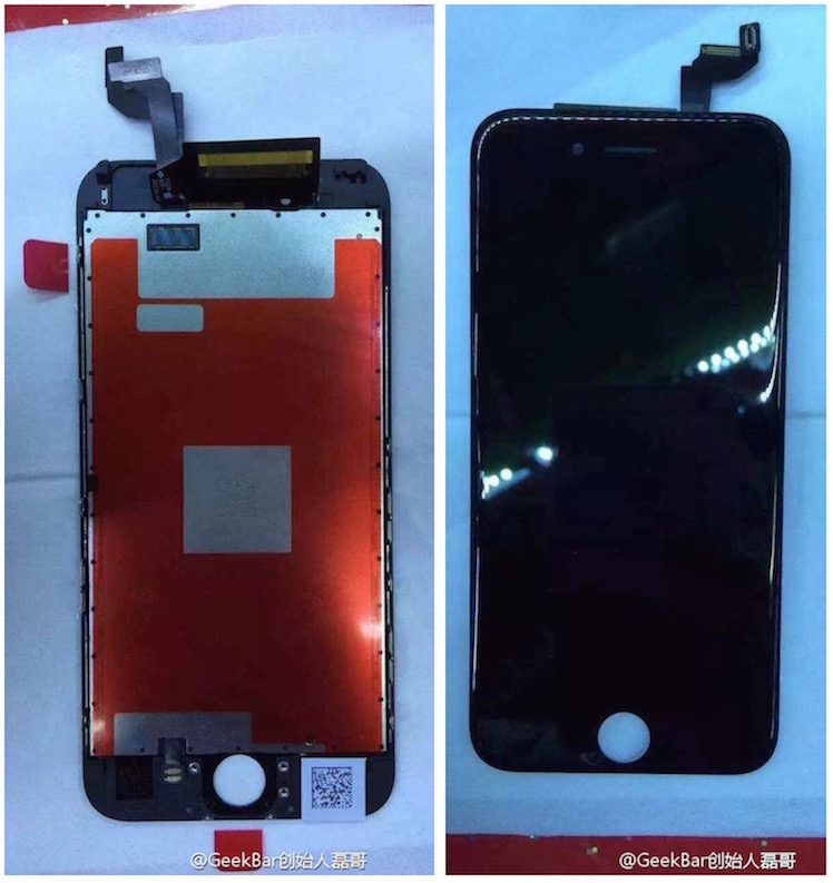 iPhone 6S Leak GeekBar