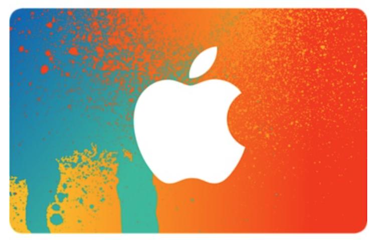 iTunes Karte 2015