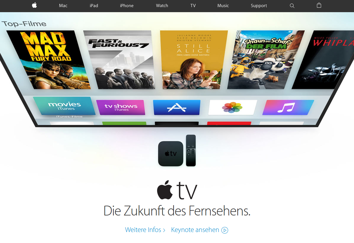 Apple Event Website Sept15