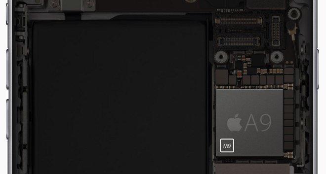 Apple M9 Bild