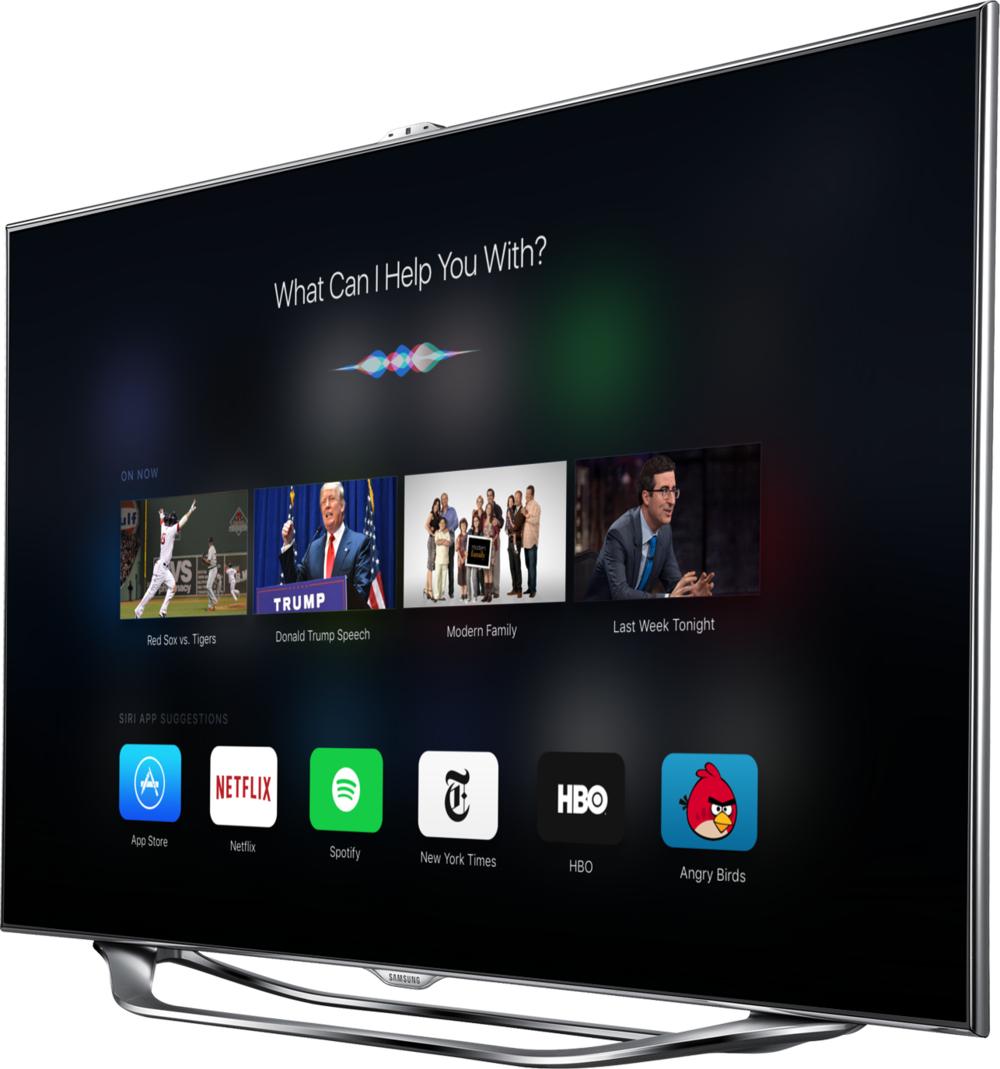 Apple TV 4 Konzept 1