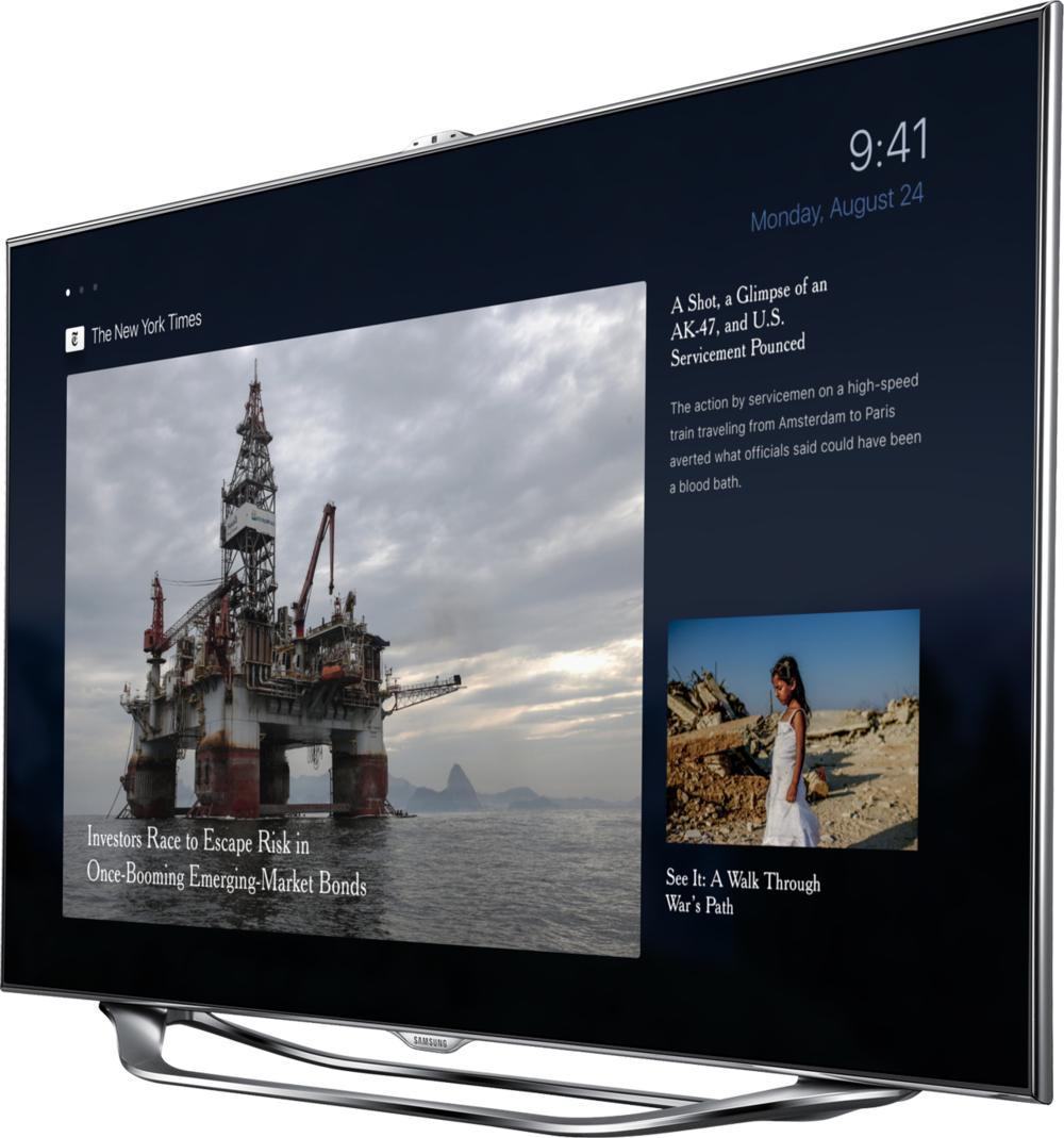 Apple TV 4 Konzept 2