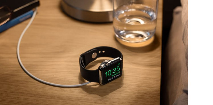 Apple Watch als Wecker